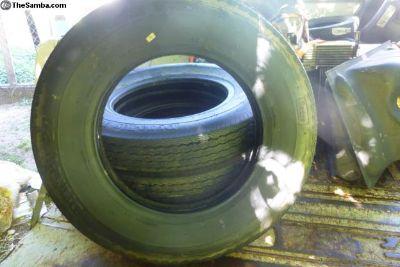 5.60 x 15 Bias Ply Tires NOS