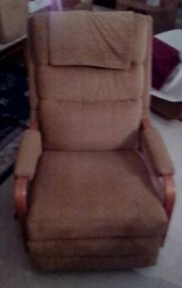 Recliner & Sofa-Pullout Bed. PRICE REDUCED ON SOFA!!!
