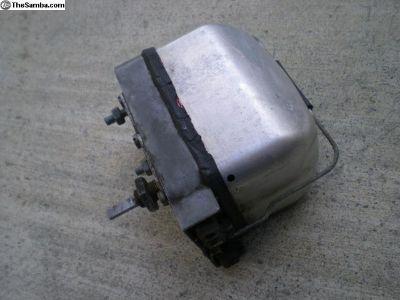 Porsche 356 Windshield Wiper Motor BOSCH 6V