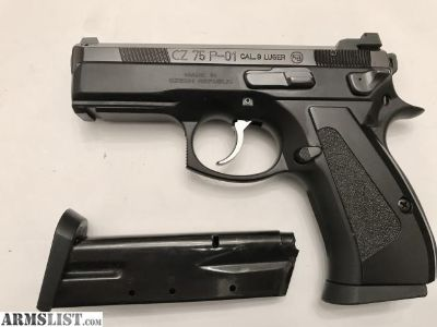 For Sale: CZ Custom Protek II P-01 9MM