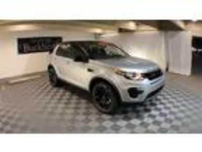 used 2019 Land Rover Discovery Sport for sale.