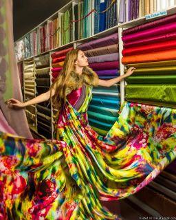 Online Fabrics Store California