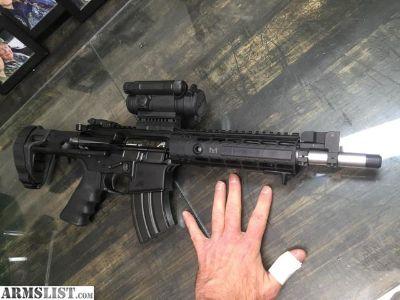 For Sale: Wilson combat 6.8 Pistol