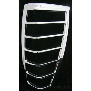 Buy Putco 400813 Chrome Taillight Tail Light Covers Bezels Escalade EXT 2002-2006 motorcycle in Suitland, Maryland, US, for US $129.88