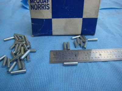 Find Allis Chalmers Continental Ferguson Massis Harris Valve Keeper Pin F124 F162 motorcycle in Vinton, Virginia, United States, for US $4.00