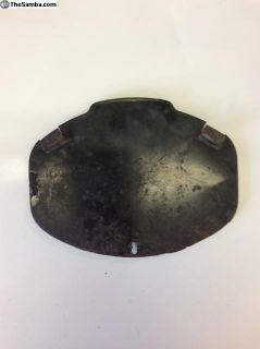 Original German Inspection Plate
