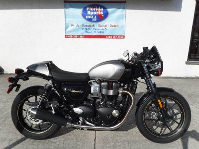 2017 Triumph Street Cup Cruiser Motorcycles Stuart, FL