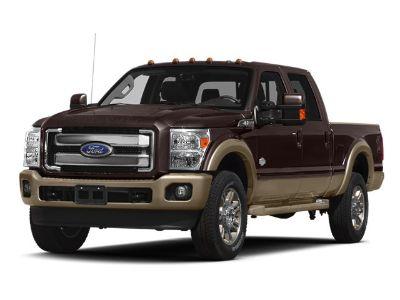 2014 Ford RSX King Ranch (black)