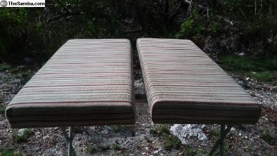 VW Vanagon Westfalia Camper Rear Bench Seats