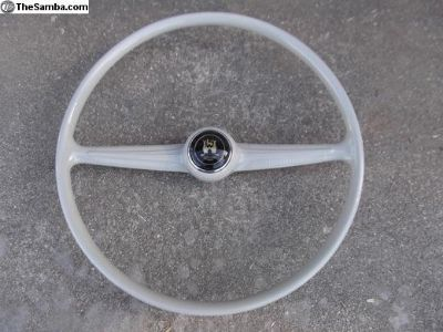 Recast 55-67 Bus Steering Wheel