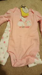 """Girls """"my first Easter"""" outfit"""