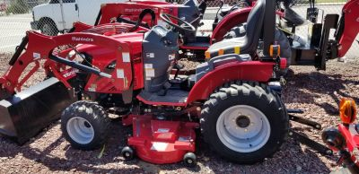 2018 Mahindra eMax 22S Gear Compact Tractors Wilkes Barre, PA