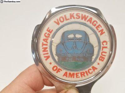 VVWCA Car Badge - Super Patina