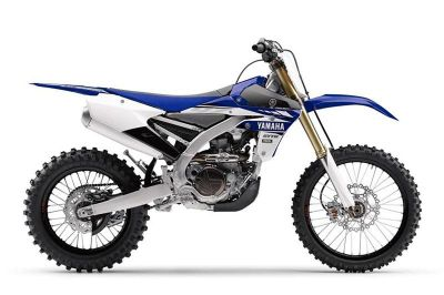 2017 Yamaha YZ450FX Competition/Off Road Motorcycles Moline, IL