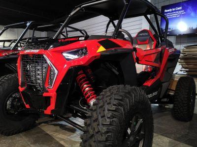 2018 Polaris RZR XP Turbo S Sport-Utility Utility Vehicles Salinas, CA