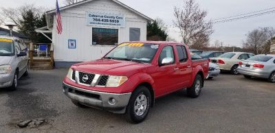2006 Nissan Frontier SE (Red)