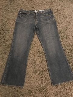 Men s jeans and a pair of short