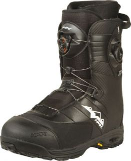 Buy HMK Men s Team Focus Boa Black Waterproof Insulated Snowmobile Riding Boot Team motorcycle in Loudon, Tennessee, United States, for US $350.96