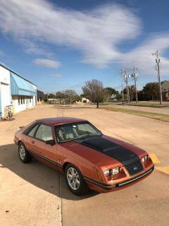 1984 Mustang GT