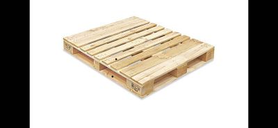 ISO wooden pallets