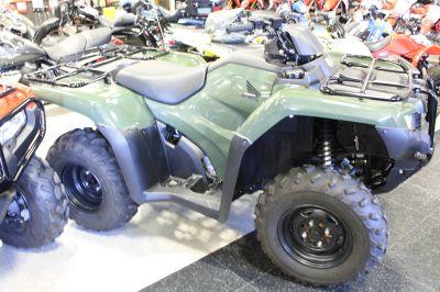 2017 Honda FourTrax Rancher ATV Utility Adams, MA