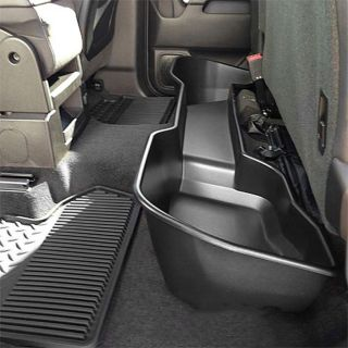 Looking for Under seat storage for a 2018 Chevy Silverado