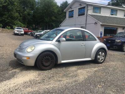 2001 Volkswagen New Beetle GL (Silver)