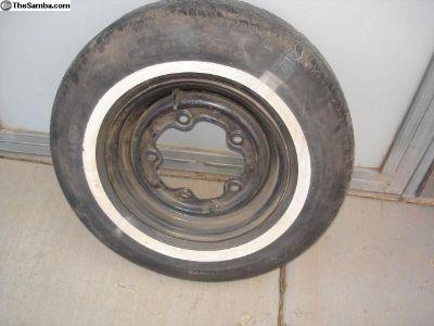 """Thing/Bus 14"""" Wheel 5 lug"""