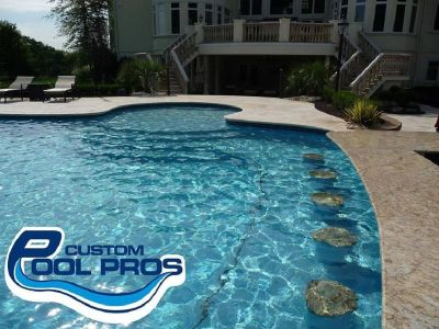 Inground Pool Designs New Jersey