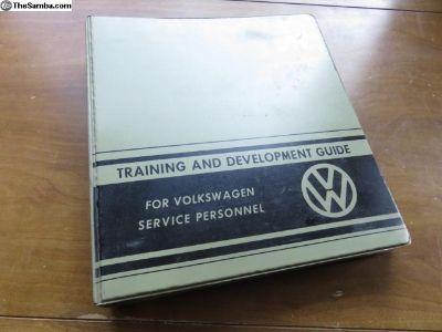 VW training & Development guide