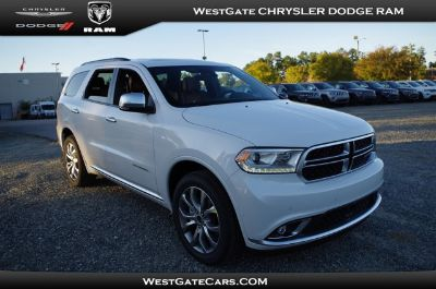 2018 Dodge Durango Citadel (Vice White)