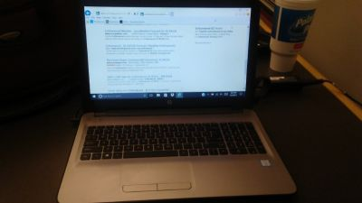 Hp Notebook 15-AY041WM