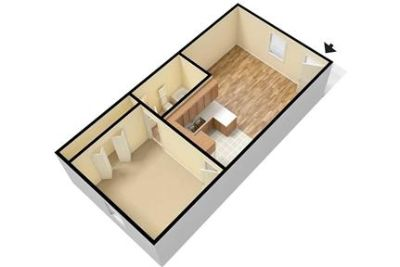 1 bedroom Apartment - At Azalea Gardens you will not only enjoy our neighborhood atmosphere. Pet OK