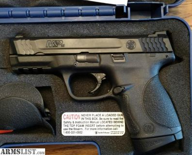 For Sale: Smith & Wesson M&P .45 ACP Compact w/ Night Sights