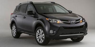 2013 Toyota RAV4 Limited (Classic Silver)