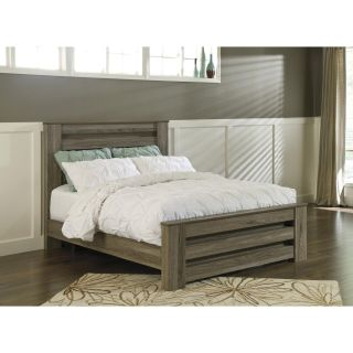 5 piece king size Ashley Furniture bed set