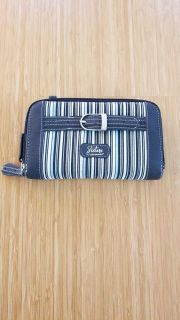 Longaberger Sisters Wallet with strap