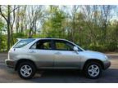 2002 lexus rx300 garage kept