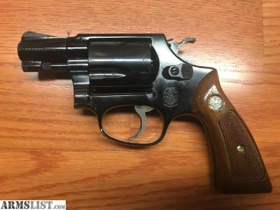 For Sale: Smith & Wesson S&W Model 37 Revolver .38sp