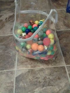 BAG OF BOUNCY BALLS