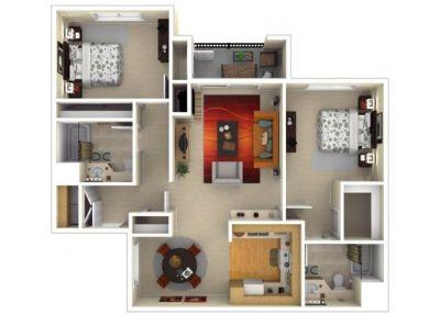 $9060 2 apartment in San Mateo
