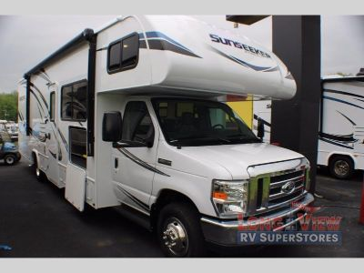 2019 Forest River Rv Sunseeker 3270S Ford