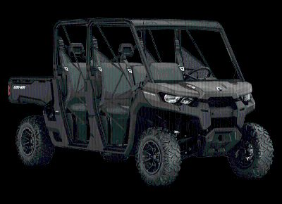 2018 Can-Am Defender MAX HD8 Side x Side Utility Vehicles Castaic, CA