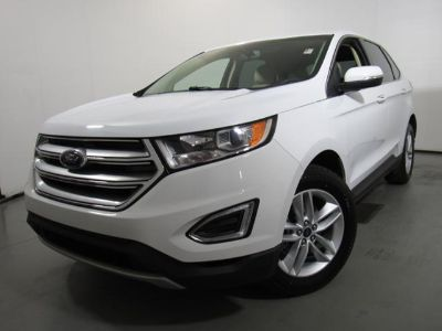 2015 Ford Edge 4dr SEL FWD (Oxford White)