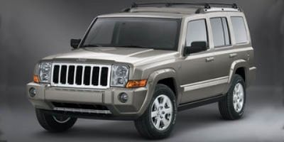 2007 Jeep Commander Limited (BLACK)