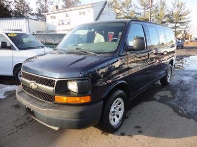 2010 Chevrolet Express 1500 1500 (Dark Blue Metallic)