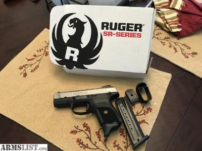 For Sale: RUGER Sr 9