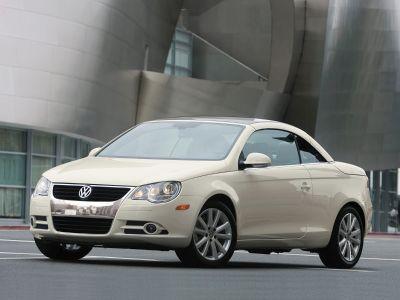 2011 Volkswagen Eos Komfort SULEV (Candy White)