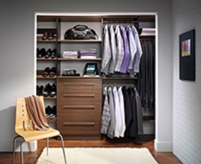 Walk In Closets Design And Installation