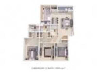 Fox Run Apartments & Townhomes - Three BR Three BA